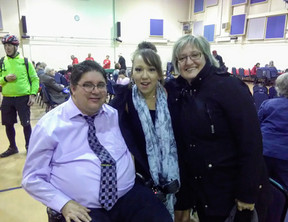A visit with Kent Hehr