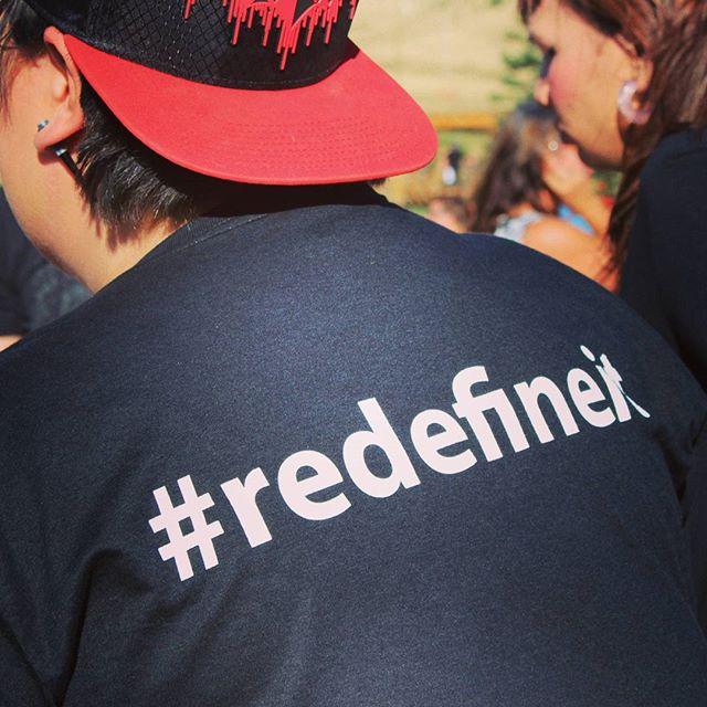 #redefineit