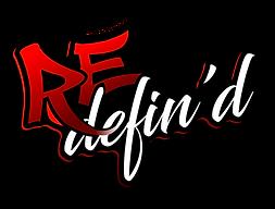 Redefin'd Logo Design transparent backgr
