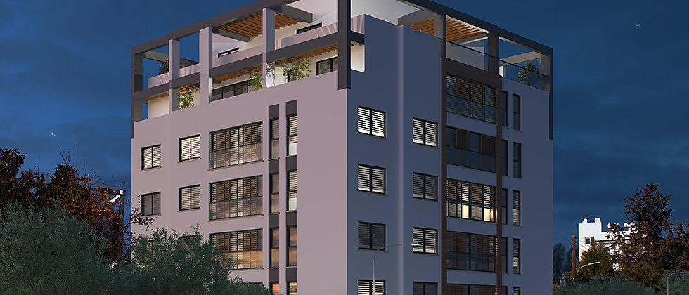 2+1 Apartment in Yenişehir,Lefkosa (Nicosia), for sale withExchange Deeds.