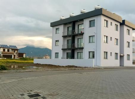 2 + 1 Apartments in Cihangir, Lefkosa: Price £35,000 GBP