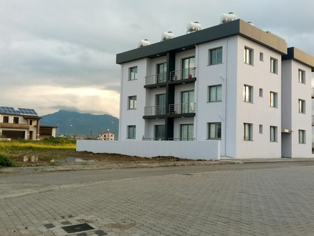 2 + 1 Apartments in Cihangir, Lefkosa: Price £35,000 GBP