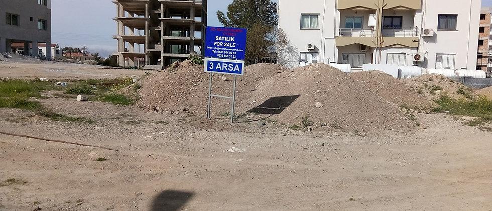 3 plots of land in for sale in Kemia Dereboyu...