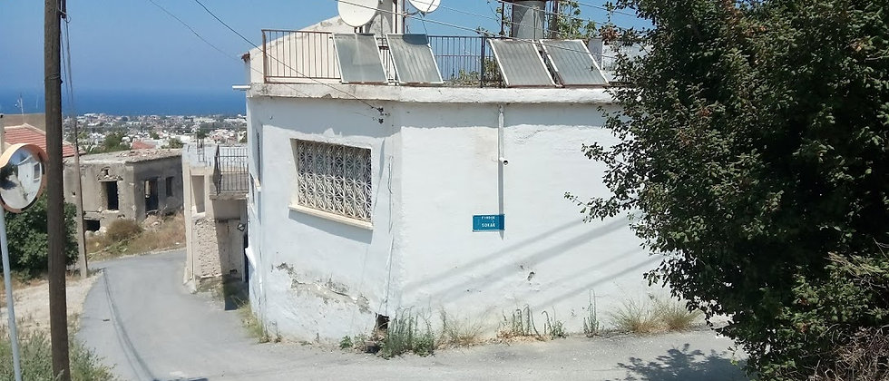 Old Stylish House which converted into two flats in Ozankoy village...