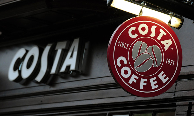 Costa Coffee Shop