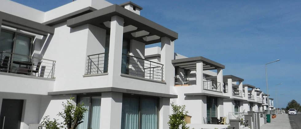 Lux Apartments inAlsancak for sale and has the following features..