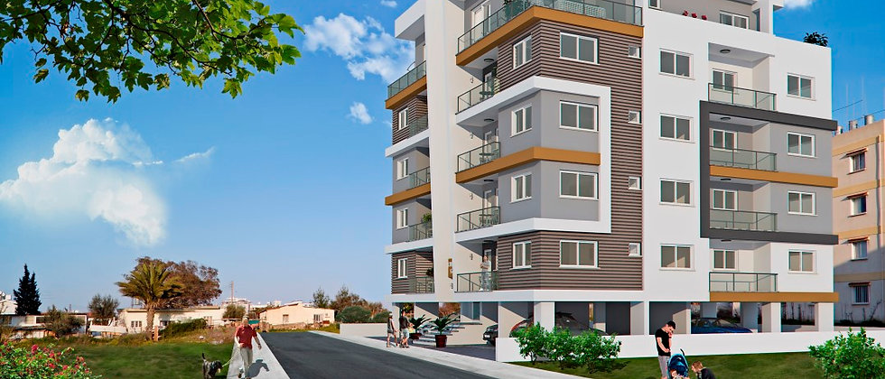 Apartments and Penthouses for sale in Famagusta