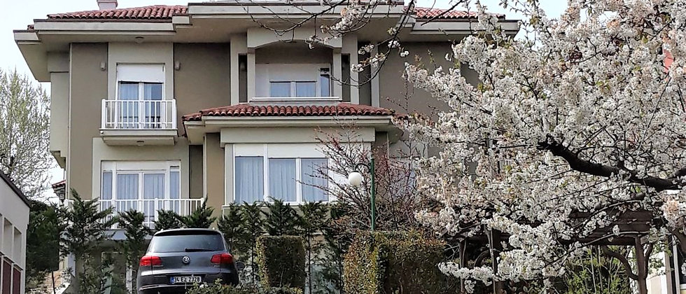 Villa in Demirciköy, Istanbul for sale