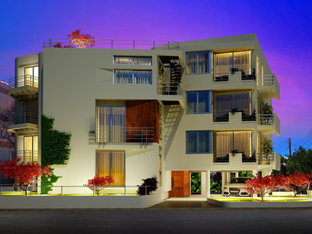 Luxury Apartments in Yenikent, Lefkosa