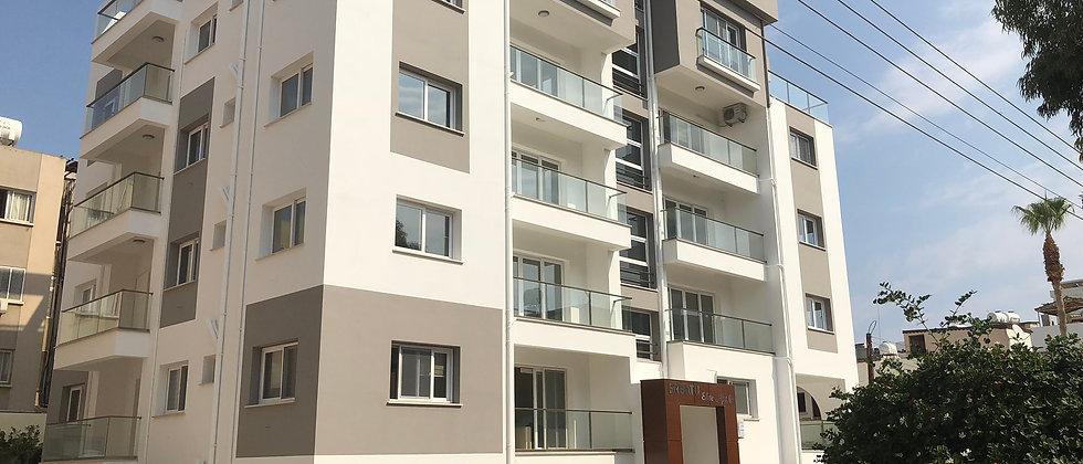 2+1 Apartments in a 5 floors buildingin Karakol, Famagusta with title deeds.