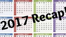 2017 Release Recap!