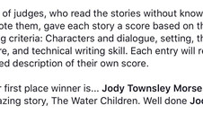 """The Water Children"" For The Win!"