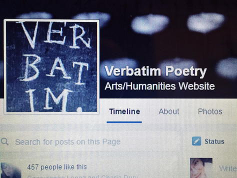Found Poetry - Verbatim!