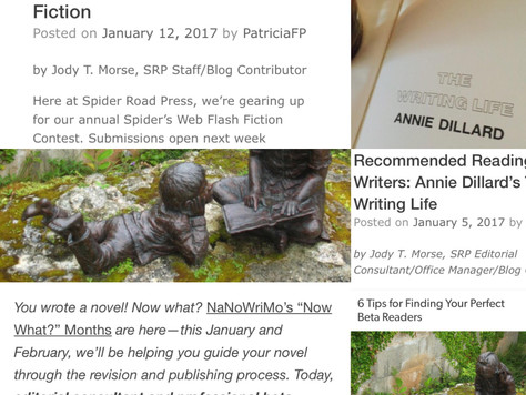 Blog for You or Blog for Me?