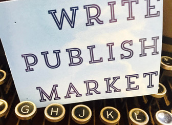 I Write, I Publish, I Market