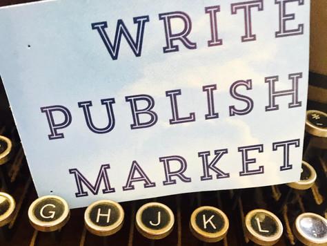 I Write, I Publish, I Market
