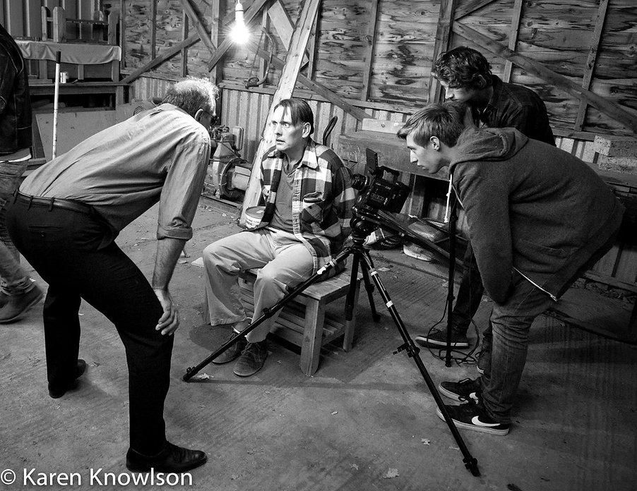 Raymond's 5, Behind the Scenes, James Hastings