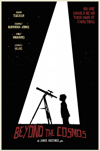 Beyond the Cosmos Short Film Poster
