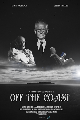 Off the Coast Official Film Poster
