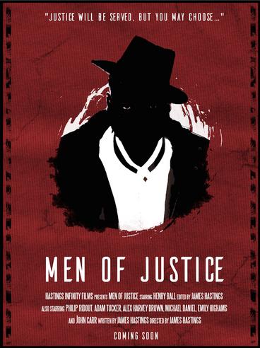 MEN OF JUSTICE (2017)