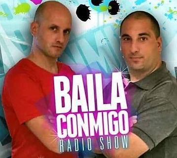 Baila conmigo radio show.jpg