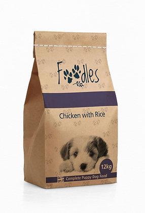 Puppy - Chicken with Rice