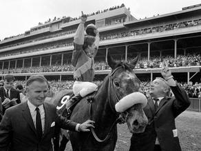 7. The 1968 Kentucky Derby