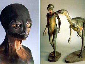 10. Lizard People