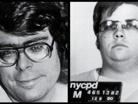 30. Stephen King Killed John Lennon