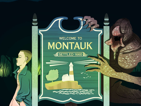 41. Camp Hero and The Montauk Project