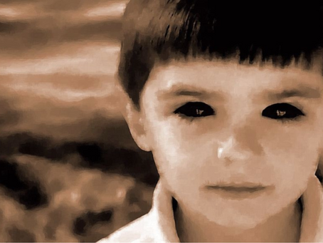 26. Black Eyed Children