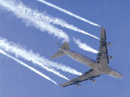 13. Chemtrails