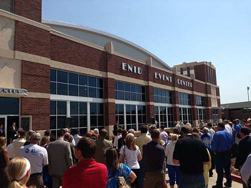 Enid Event Center