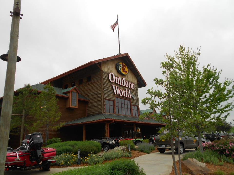 Broken Arrow Bass Pro Shop
