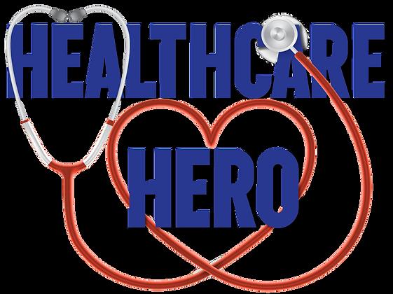 Yard Sign - Healthcare Hero 2