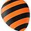 Thumbnail: Halloween Striped Balloon