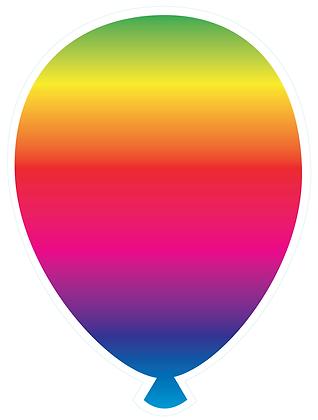 Balloon: Rainbow