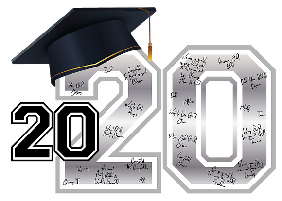 YARD SIGN - Graduation 2020 Keepsake