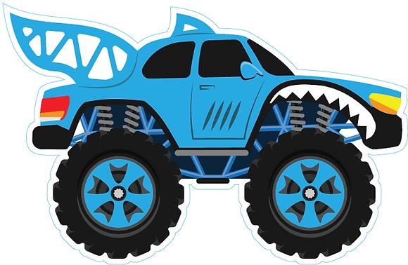 Monster Truck_Blue