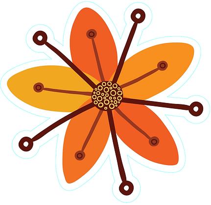 Flower_Orange2