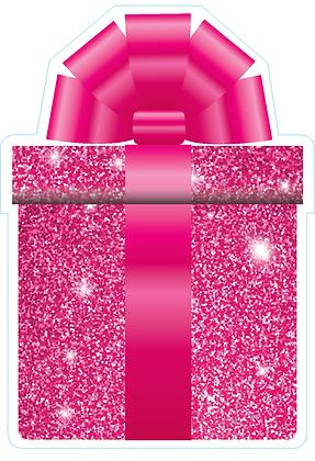 Present: Pink