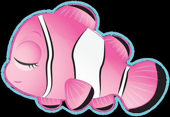 Clownfish - Left Facing