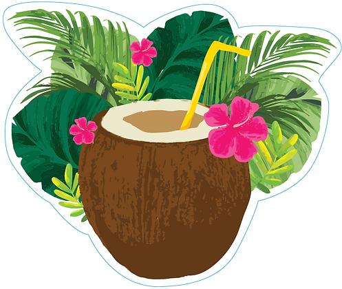 Hawaiian Coconut Drink