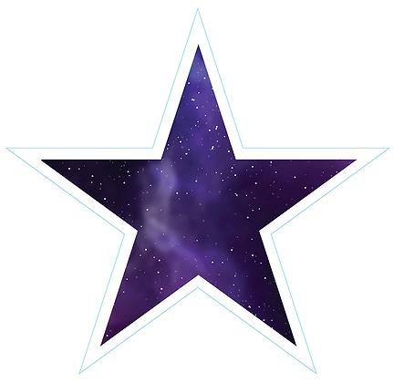 Star (Sharp Edge): Galaxy