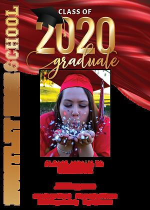 Graduation Invitation_10154