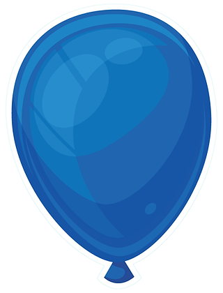 Balloon: Deep Blue