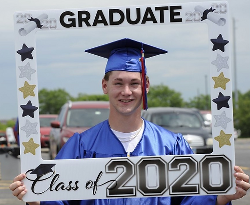 Graduation Selfie Frame - 2020