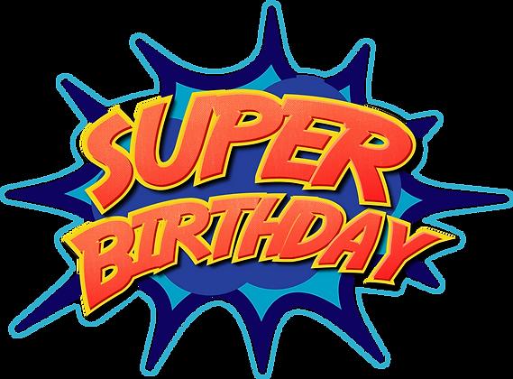 Burst: SUPERBIRTHDAY