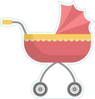 Baby Girl - Stroller