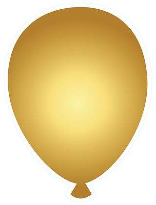 Balloon: Gold